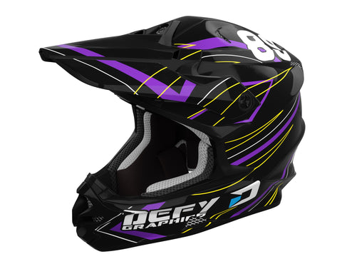 STRIPE Series Helmet Wrap