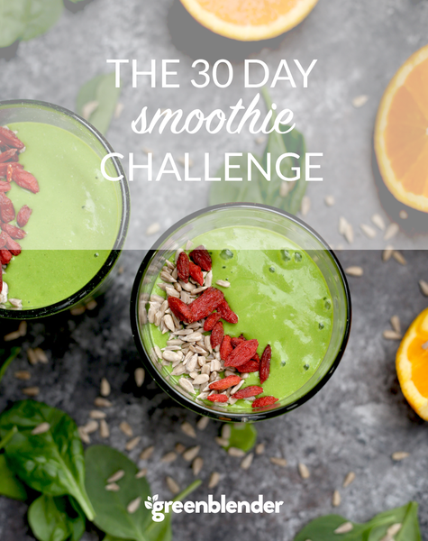 30 Day Smoothie Challenge eBook
