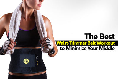 The Best Waist Trimmer Belt Workout to Minimize Your Middle