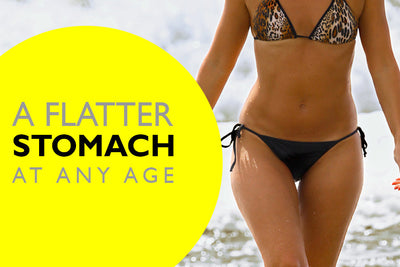 Keep Belly Fat at Bay: Getting a Flatter Stomach at Any Age