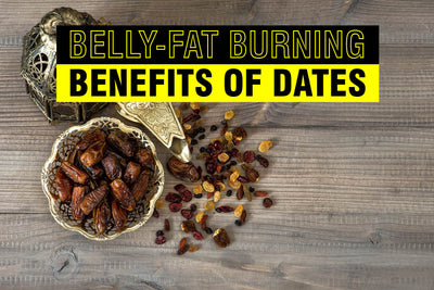 The Belly-Fat Burning Benefits of Dates