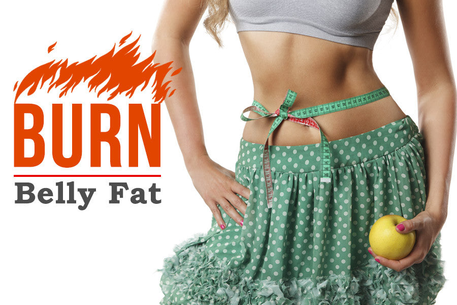 The 4 Simple Reasons Why You Struggle to Burn Belly Fat