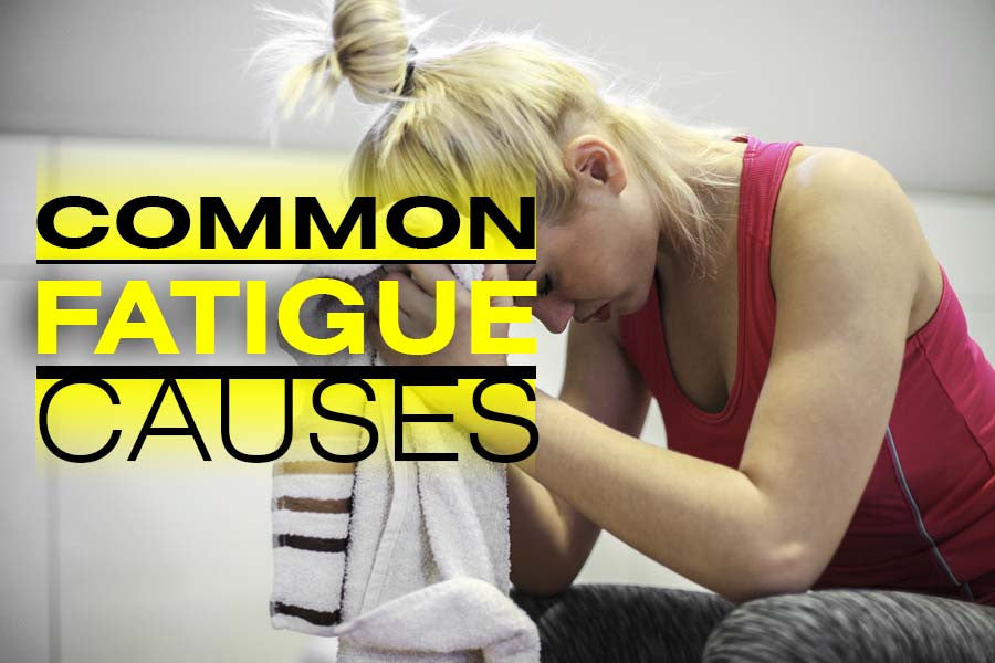 Stop Running On Empty - 6 Common Fatigue Causes You Can Fix