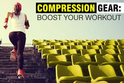 5 Reasons Why Compression Wear Can Boost Your Workout