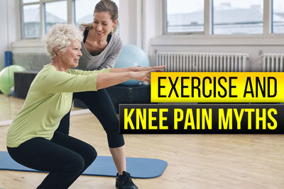 Enjoy your Workout: The 4 Most Common Myths about Exercise and Knee Pain