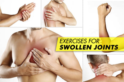 Gentle and Therapeutic Exercises for Swollen Joints