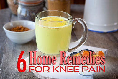 6 Home Remedies for Knee Pain