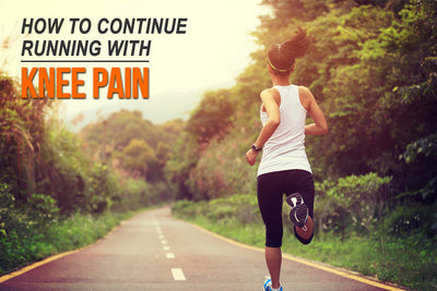 How to Continue Running with Knee Pain