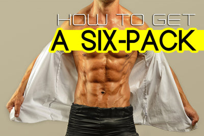 How to Get a Six-Pack: 3 Basic Rules