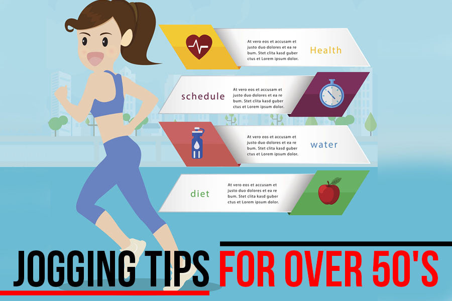 Quick Jogging Tips for the Over 50s