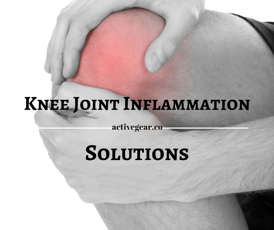 Solutions for Knee Joint Inflammation (Besides RICE)