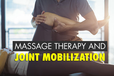 Knee Massage Therapy and Joint Mobilization