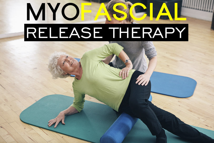 What Is Myofascial Release Therapy? (And how can it help my calves?)