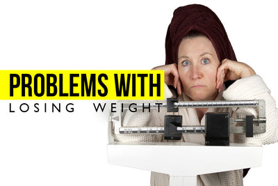 Problems with Losing Weight: It's Tougher, the Older You Get