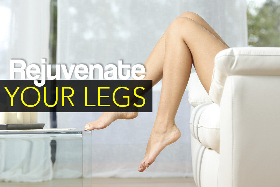 How to Rejuvenate your Legs and Avoid that Tired, Heavy Feeling