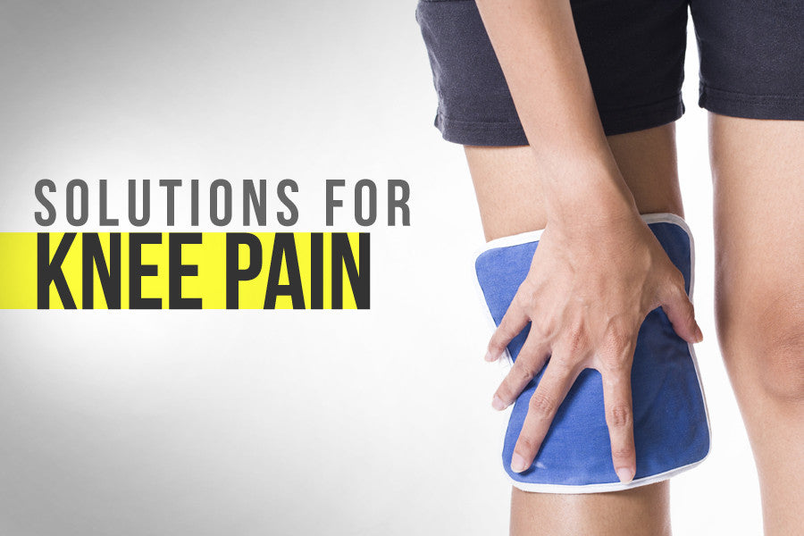 Everyday Solutions for Knee Pain and Discomfort