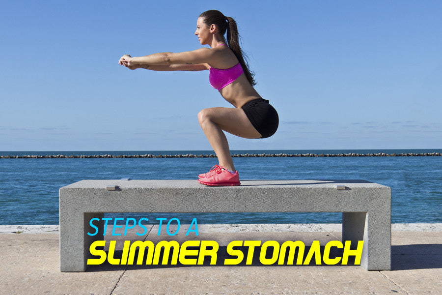 6 Simple Steps to a Slimmer Stomach