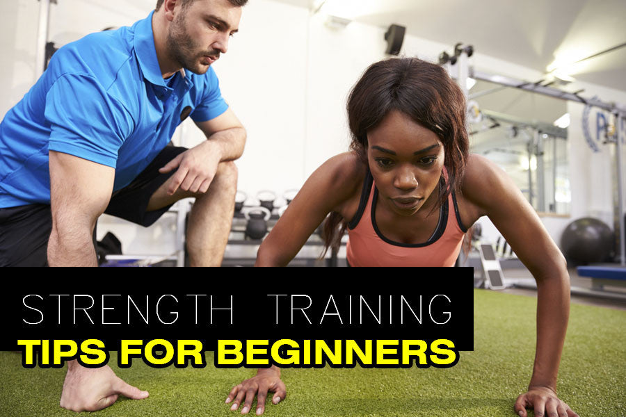5 Quick Strength Training Tips for Beginners