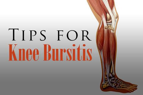 Basic Recovery Tips for Knee Bursitis