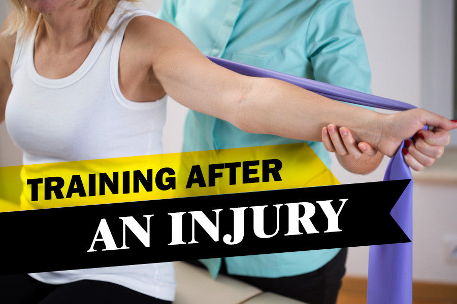 How to Keep Training after an Injury