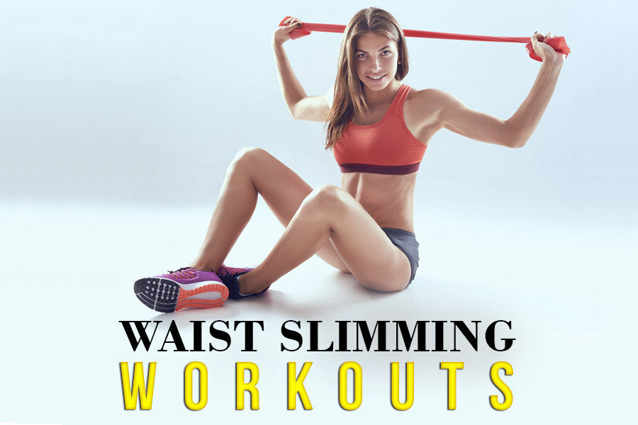 Waist Slimming Workouts You Can Do at Home