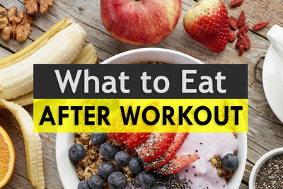 What to Eat After Workouts for Enhanced Weight Loss