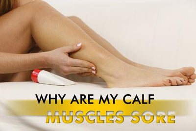 Strengthening Your Stride: Why are My Calf Muscles Sore?