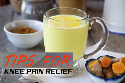 4 Useful Tips for Knee Pain Relief During Yoga