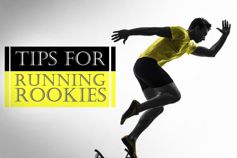 Top Training Tips for Running Rookies