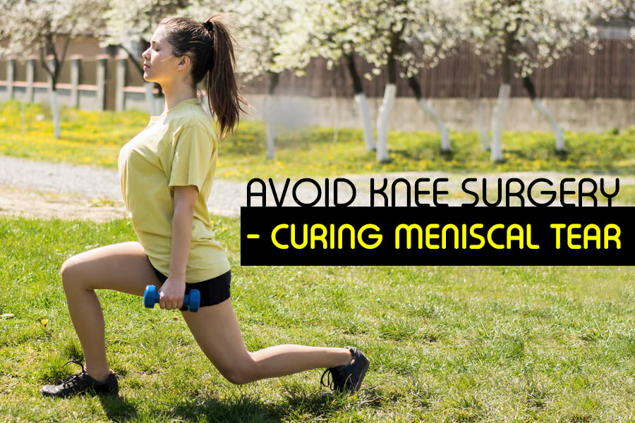 How to Avoid Knee Surgery