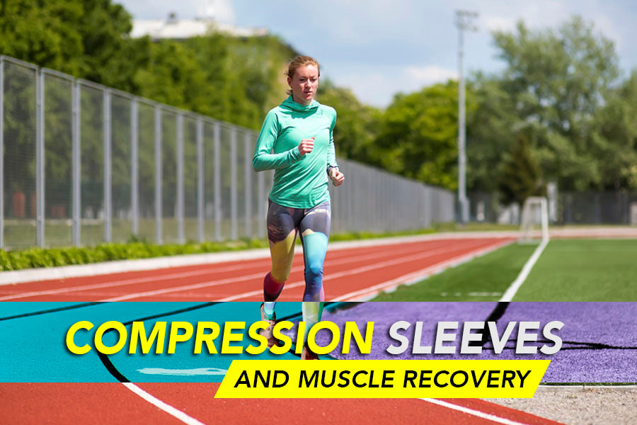 Compression Sleeve and Muscle Recovery