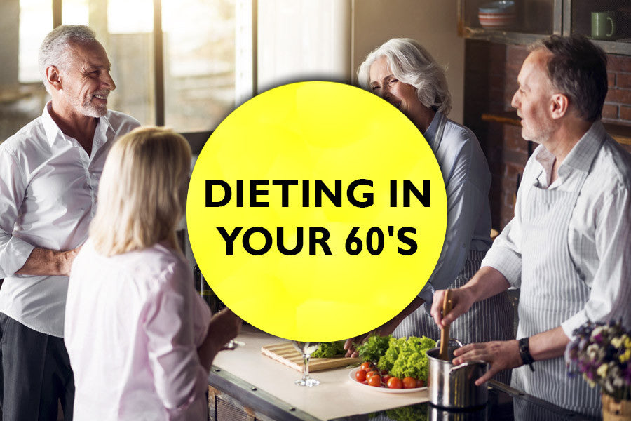 Dieting in your 60s