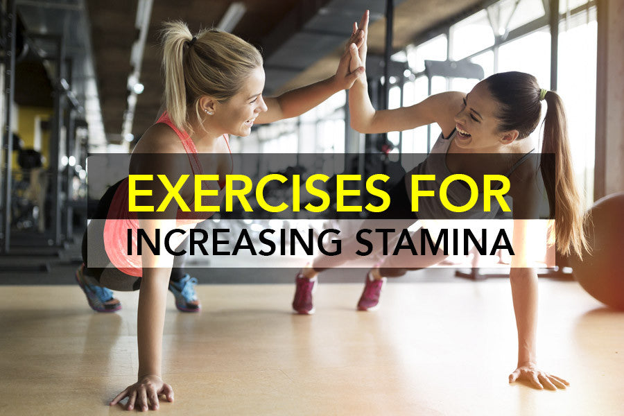 Best Exercises for Increasing Stamina