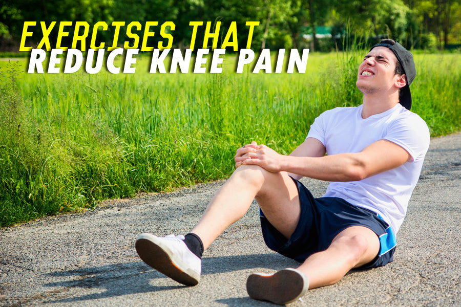 Exercise That Reduce Knee Pain