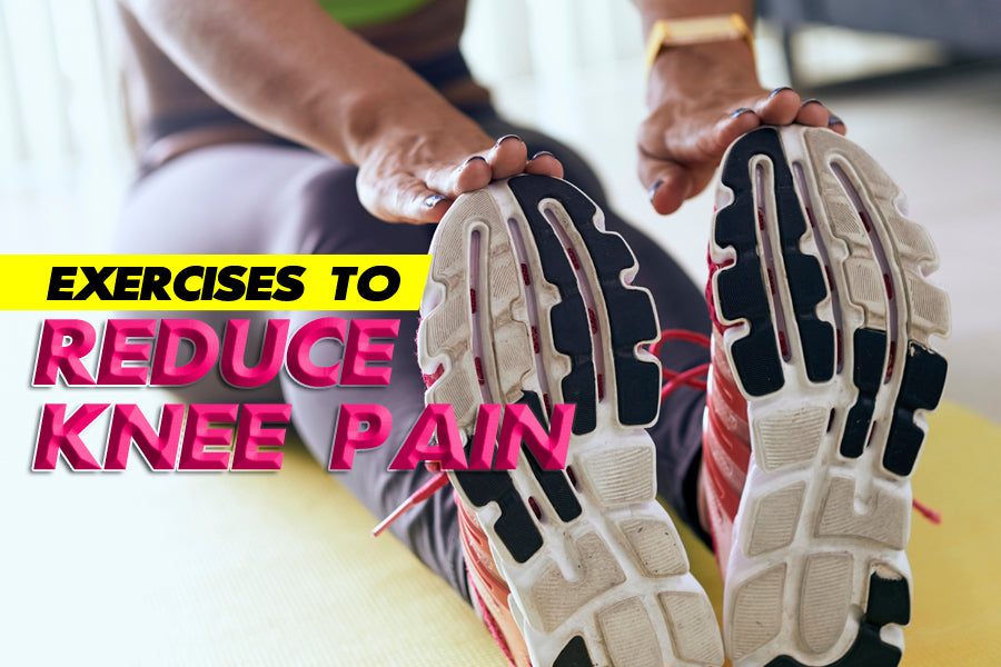 Foot Exercises To Reduce Knee Pain