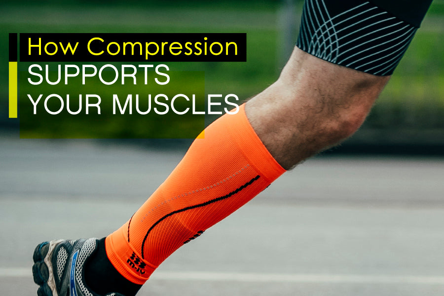 How Compression Supports Your Muscles