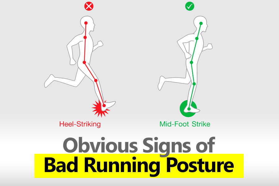 Signs of Bad Running Posture