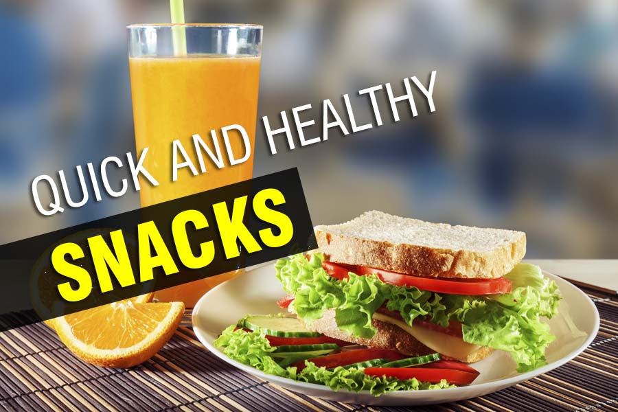 Quick and Healthy Snack Ideas
