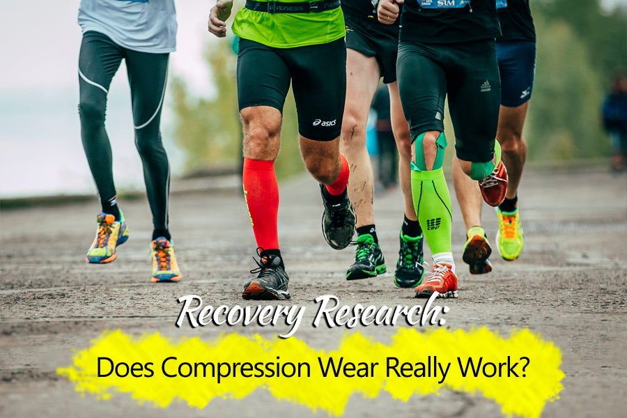 Recovery Research: Does Compression Wear Really Work?
