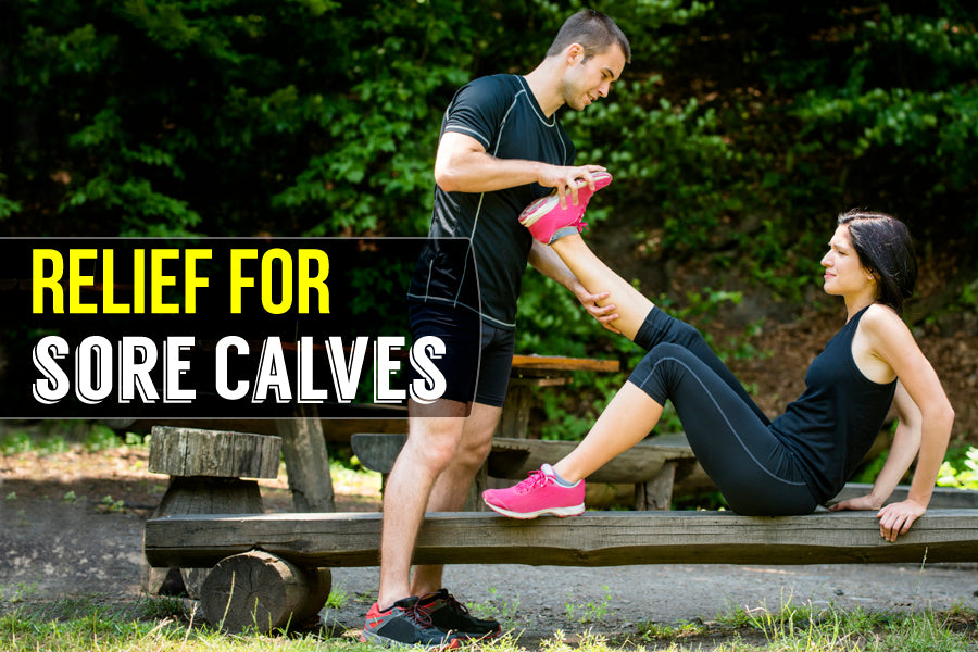 Quick and Easy Relief for Sore Calves