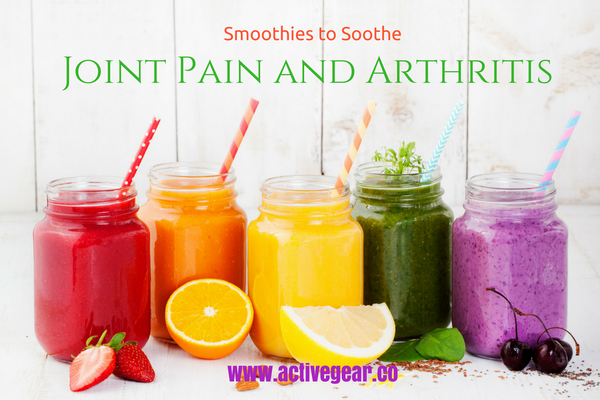 smoothies, joint pain, arthritis