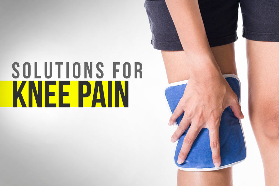 Solutions for Knee Pain