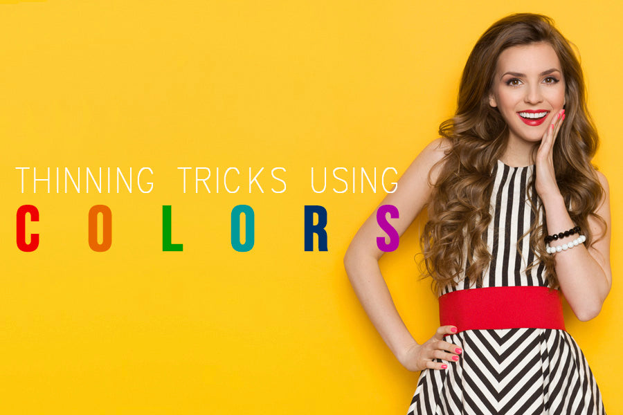 How to Use Colors to Look Slimmer