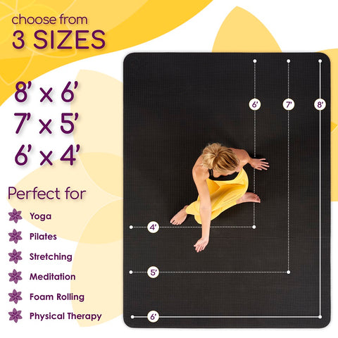 What Large Yoga Mat Size is right for me