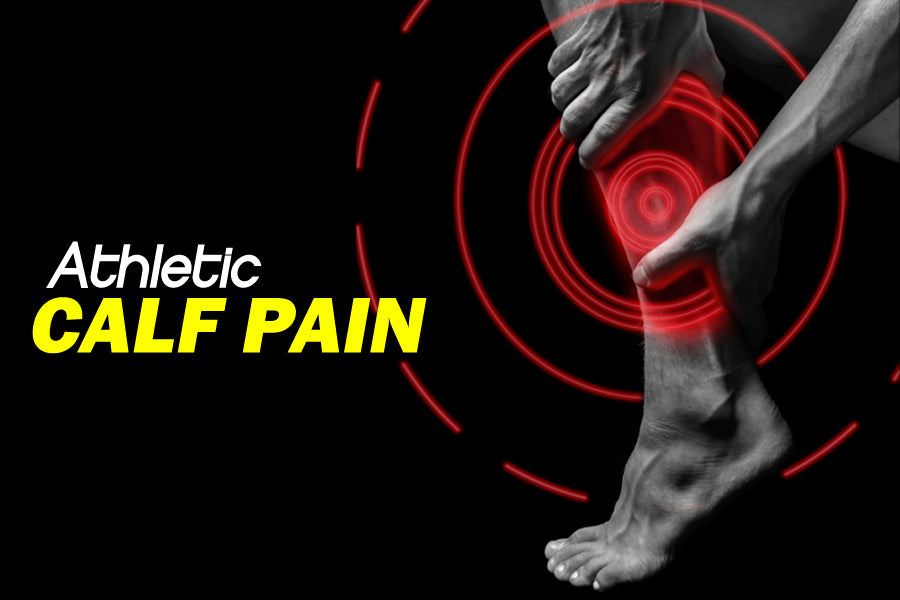 Athletic Calf Pain