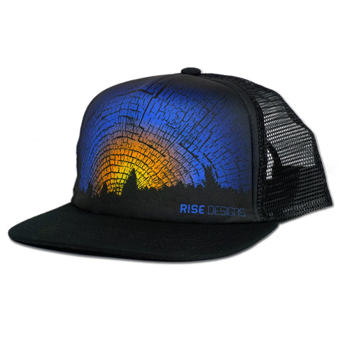 Daybreak - Trucker Hat - Black