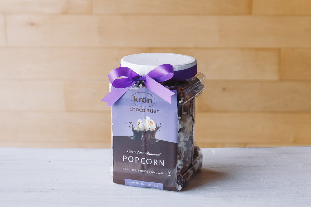 Chocolate Covered Popcorn Collection