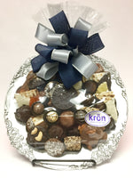 Passover Style Chocolate Platter - Chocolate Matza and Much More!