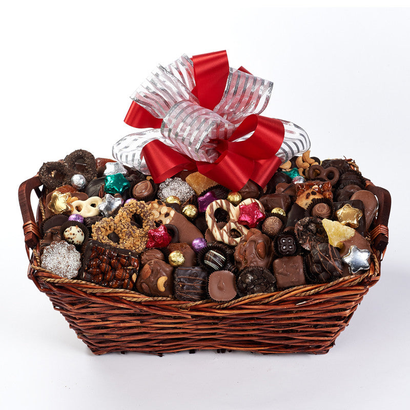 Ultimate Chocolate Gift Basket,  6 lbs.