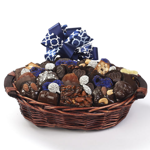 Parve Chocolate Gift Basket 1.75 lbs
